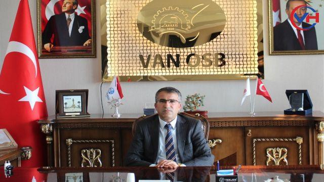 OSB Başkanı Aslan'dan '24 Temmuz Basın Bayramı mesajı