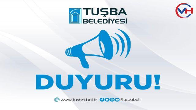 Tuşba'da kurban kesim yerleri belirlendi