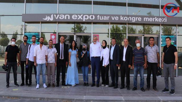 Türkiye'nin 3. büyük turizm fuarı Van'da açılıyor