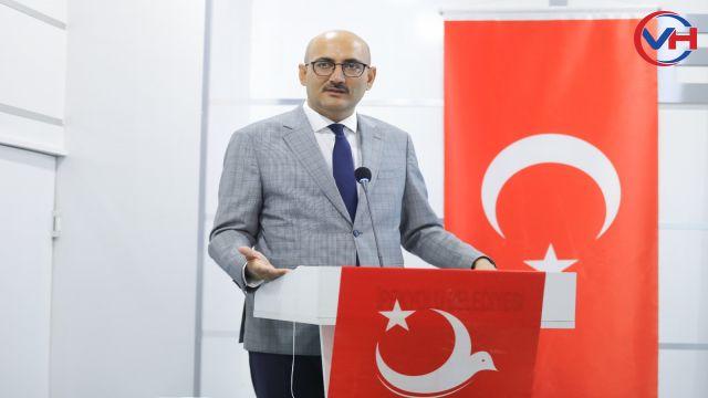 İpekyolu'nda Van İl Göç İdaresi Müdürlüğü Bilgilendirme Toplantısı Yapıldı
