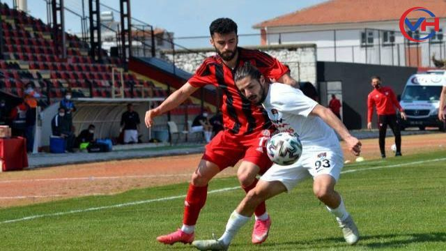 Silahtaroğlu Vanspor, Turgutluspor'a acımadı: 1-3
