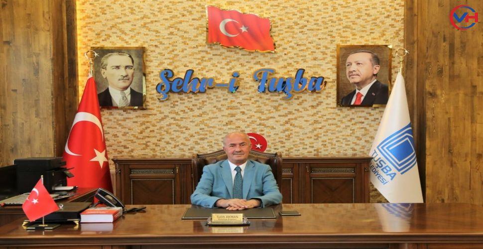Tuşba Belediye Başkanı Akman'dan mevlid kandili mesajı