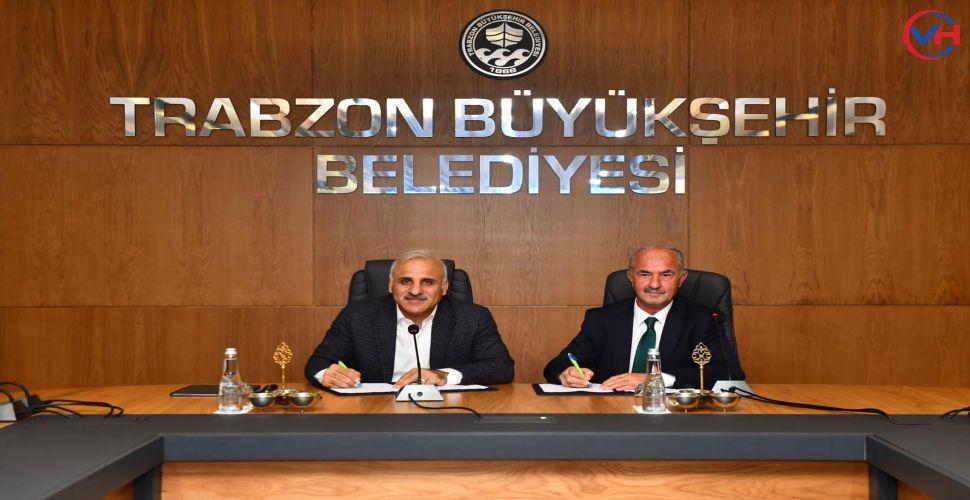 Tuşba Belediyesi'nin ödüllü projesine Trabzon'dan destek!