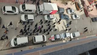 HDP'den sessiz bir yürüyüş!