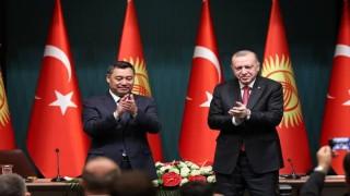 Erdoğan açıkladı! İşte Caparov'un Türkiye'ye hediyesi, Almanya bile devreye girmiş