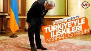 Ermenistan: Türkiye ile ilişkileri düzeltmeye hazırız