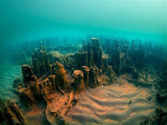 Van Gölü mikrobiyolitleri